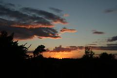 An oh so Swedish sunset