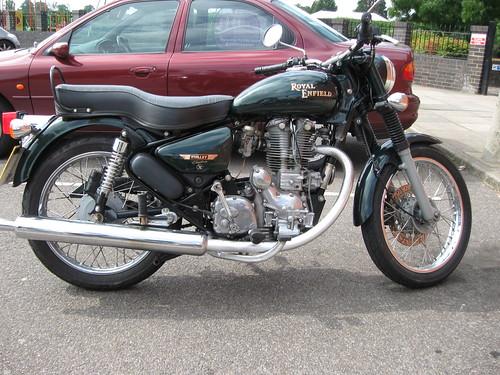 Royal Enfield Bullet Electra X