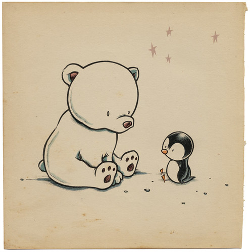 Cute bear drawings tumblr - photo#10