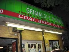 Grimaldi's!