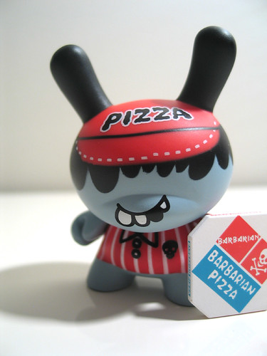 Dunny series 5 - Mad Barbarians