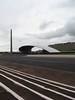 "Brasília, Oscar Niemeyer, Quartel General do Exército - <a href=""http://www.flickriver.com/photos/paolo_savonuzzi/2889116967/"">on black</a>"