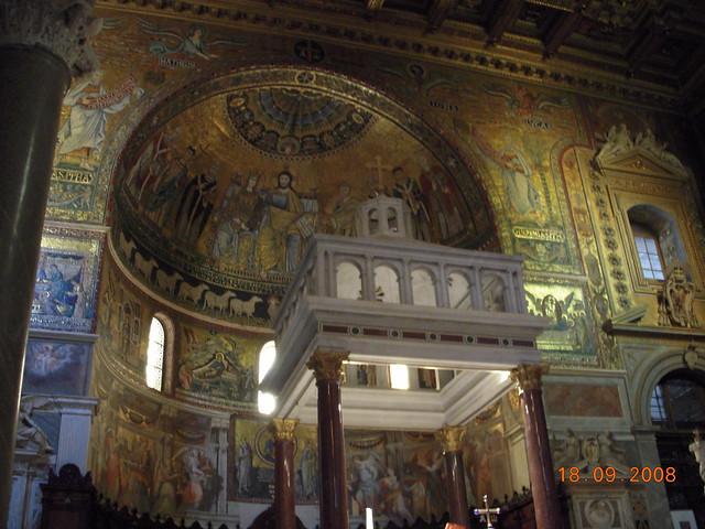 703 - S. Maria in Trastevere