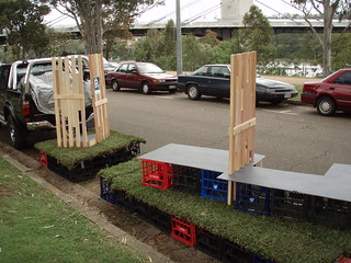 Brisbane PARK(ing) Day - H.O.B (Group 12, UQ
