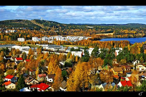 suomi finland landscape paisaje laajavuori at jyäskylä sonya100 ainaradelatorre