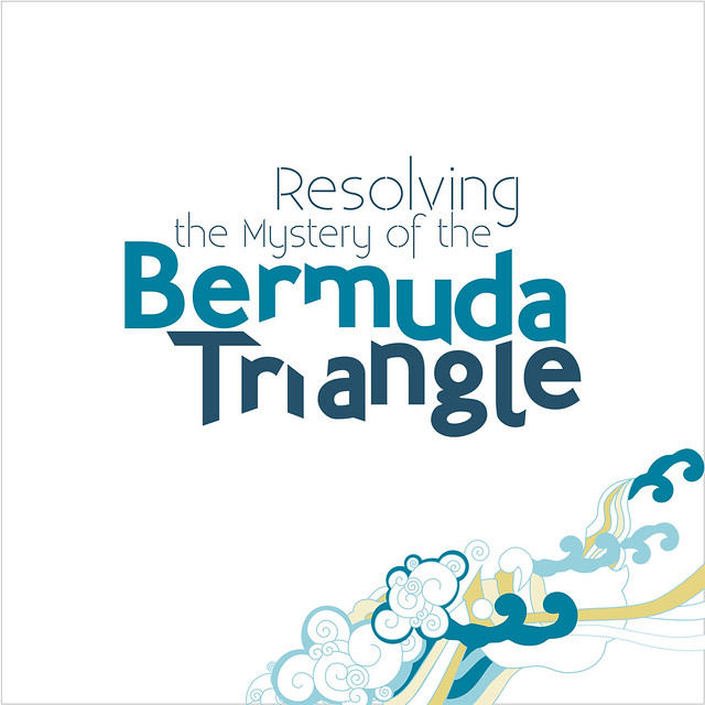 Bermuda Triangle Exhibition Title | Flickr - Photo Sharing!