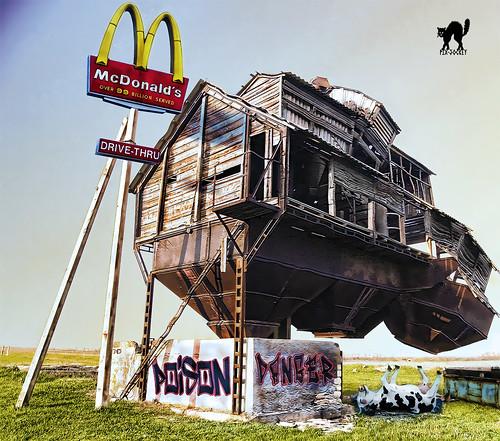 Mc Ruins (photomontage)