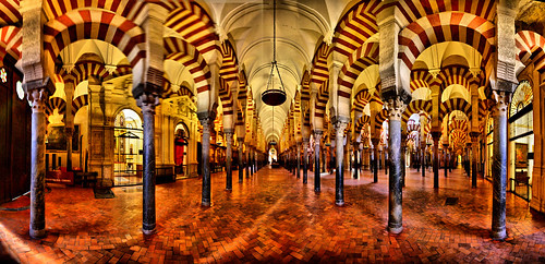 mezquita cathedral córdoba spain