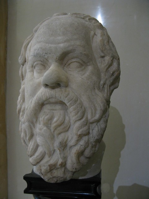 socrates world views Socrates: what a dummy  while the western world places a high value on  democracy today, this wasn't always the case some of the greatest.