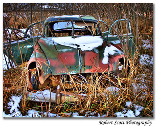 Once Someone's Pride and Joy - 1951 Chevrolet Deluxe?