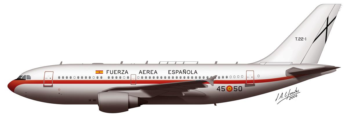 Airbus 310 EdA