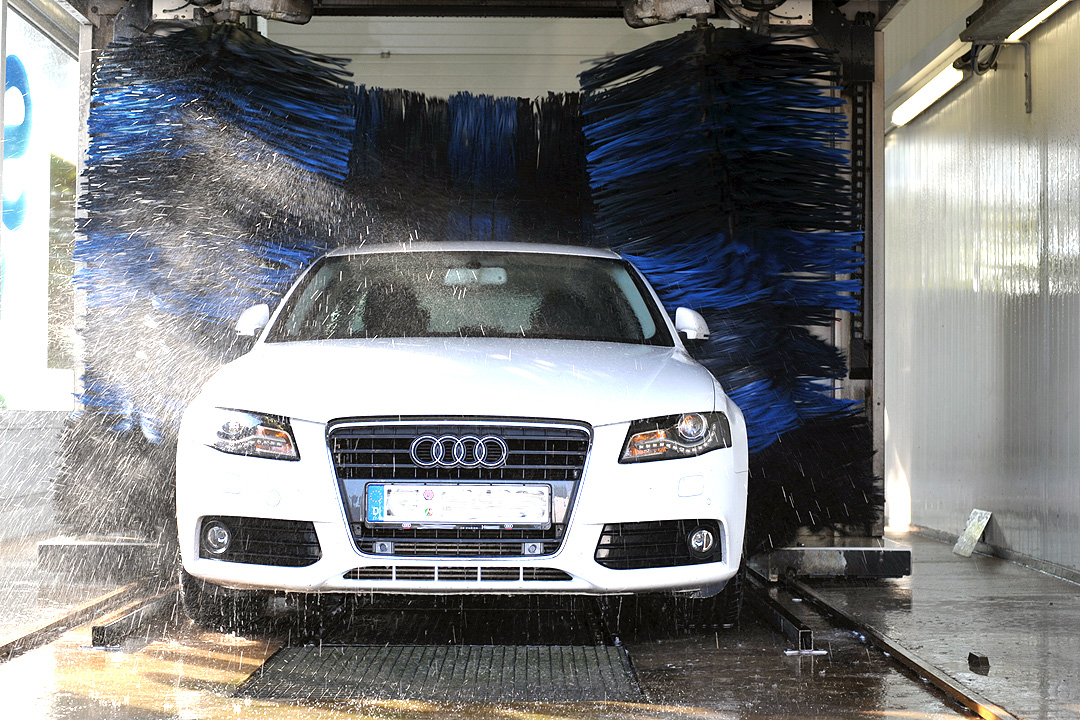 at the carwash II