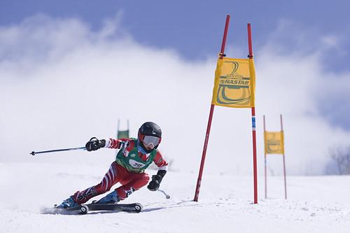2009 NASTAR championships Francisco De La Barra