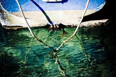 Mollate gli ormeggi / mooring rope
