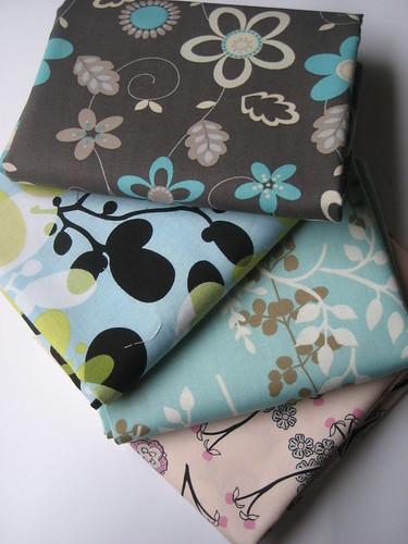 Floral  Pretty Fabric
