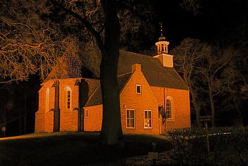 Kerk in Sellingen (Gr.)