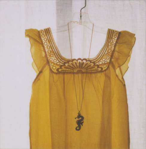 yellowblouse&seahorse