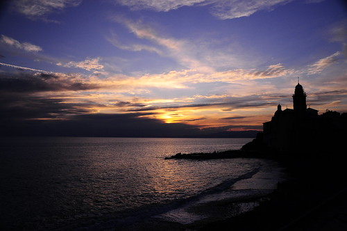 Sunset@Camogli