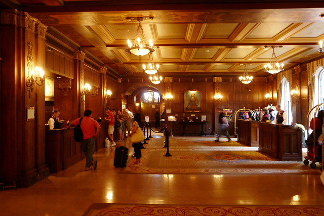 chateau frontenac interior reception flickr photo sharing