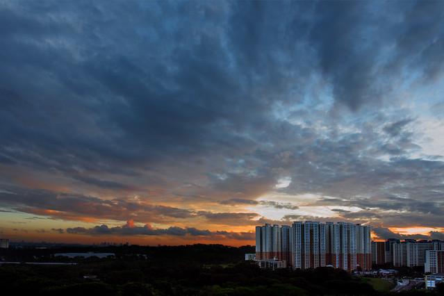 Singapore Sunrise 01