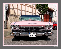 19. Golden Oldies Festival Wettenberg 2008/Germany - Cadillac -