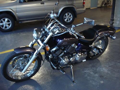 yamaha vstar 650 custom 7