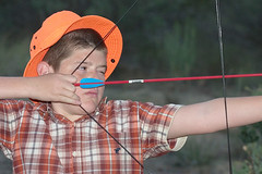 archery, sports, target archery, bow and arrow,
