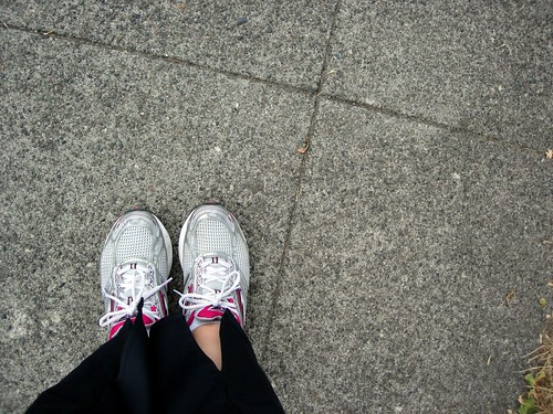 Day 232 (232/366): These Shoes Are Made For Walking