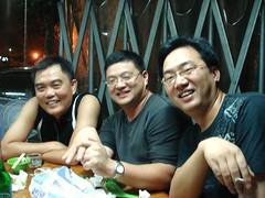 Kelvin, Alex & Hong