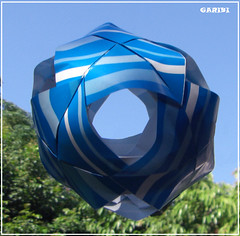 Paper Origami 2 Photos | Origami Ball | 215