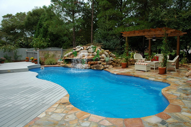 The pool guyz virginia beach va fiberglass pools an for A new you salon galax va