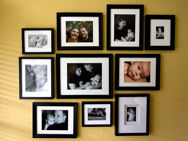 Photo Wall from Flickr via Wylio