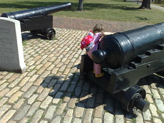 weapon, cannon,