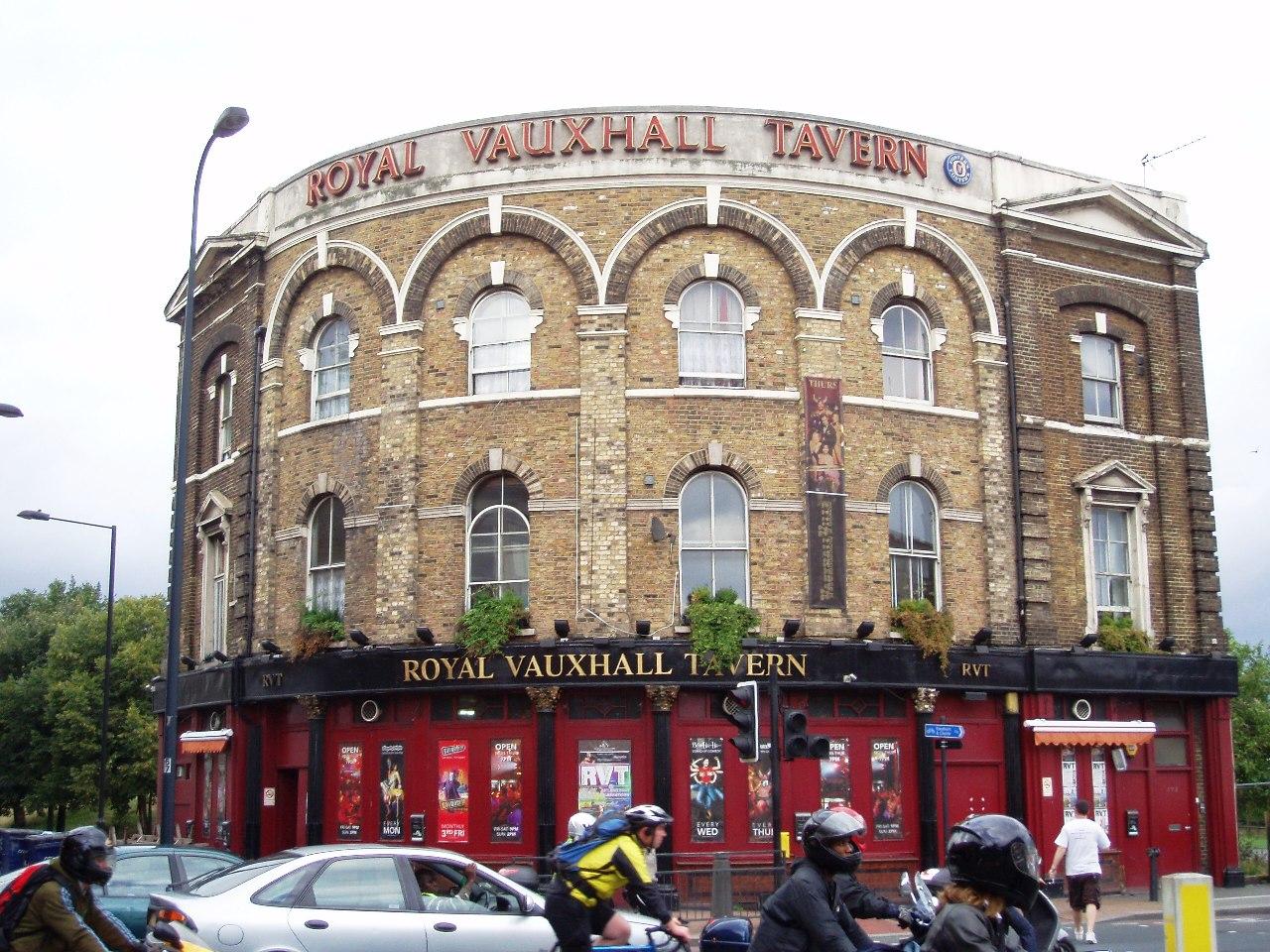 Royal Vauxhall Tavern, Vauxhall, SE11