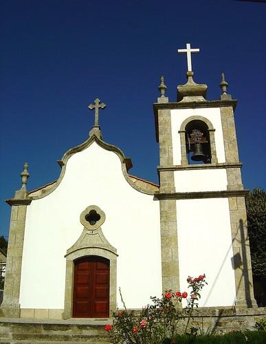 Igreja Matriz de São João da Serra - Portugal