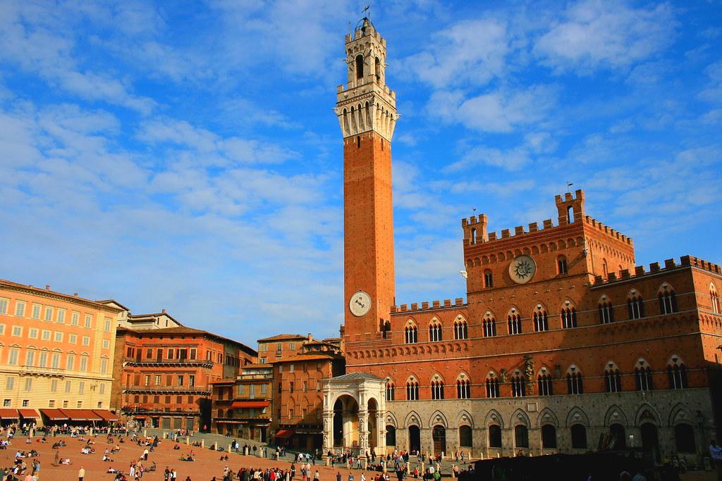 Piazza del Campo - foto di jafsegal