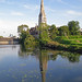 Small photo of Reflections of St. Alban's