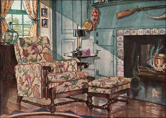 1928 Streit Chair - Ladies Home Journal