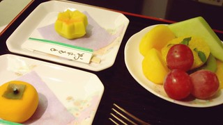 First Class Inflight Meal - China Airlines