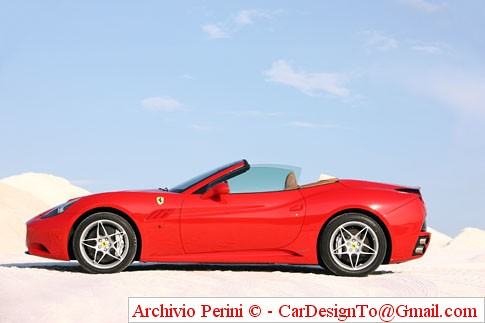 FERRARI CALIFORNIA TEST DRIVE