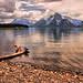 Timeless Shoreline by Jeff Clow