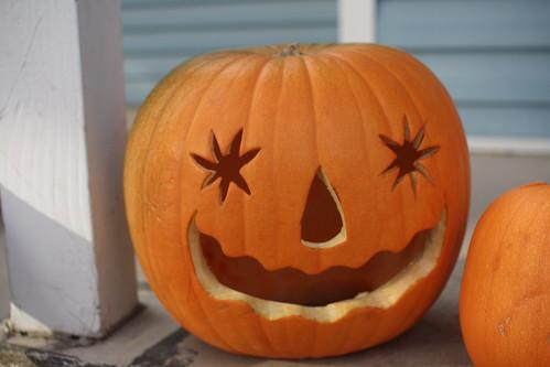 james's pumpkin -- technically