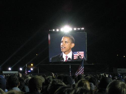 Obama's Presidential Campaign