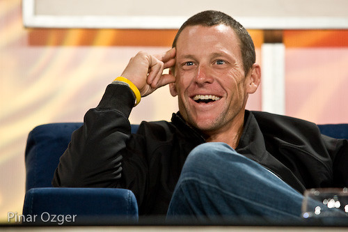Lance Armstrong by PinarOzger