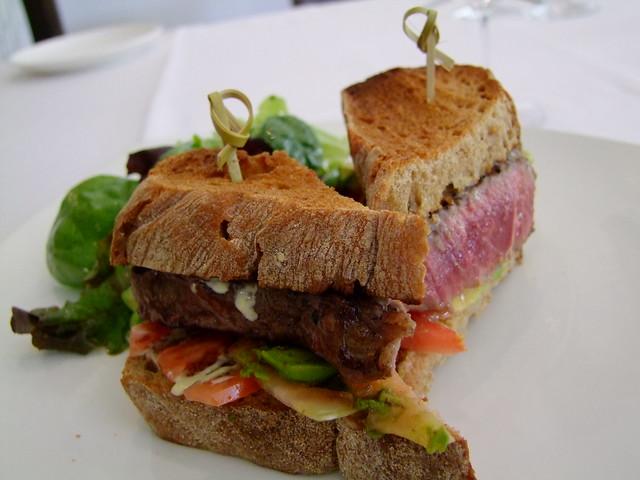 Grilled Steak Sandwich | Flickr - Photo Sharing!