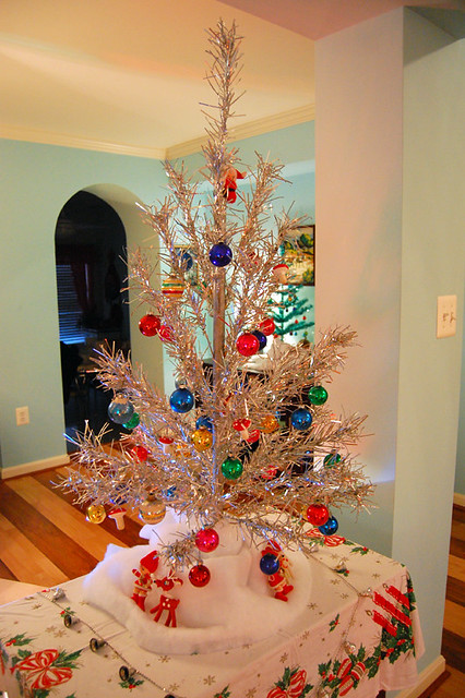 Color Wheel For Aluminum Christmas Tree