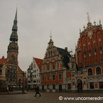 Riga's Architectural Jewels - Riga, Latvia