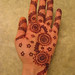 Henna on ME for Eid