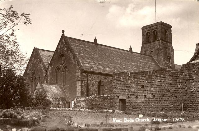 Church of St Paul, Jarrow