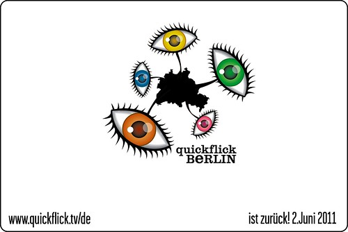 Quickflick Berlin is back Einladung